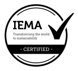 IEMA - Institute of Environmental Management and Assessment - certified